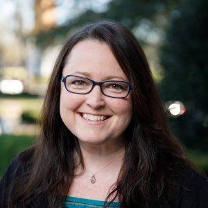 Photo of Jennifer Robertson.